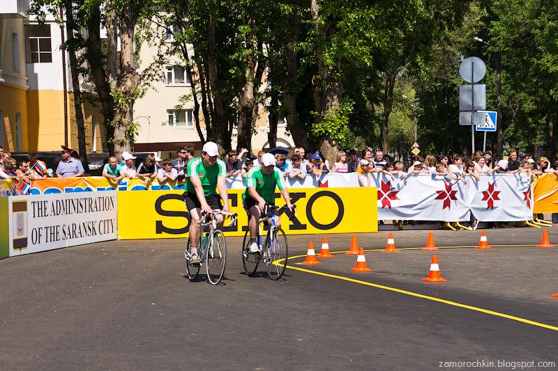 50 км Мужчины Кубок Мира по Спортивной ходьбе Саранск 2012