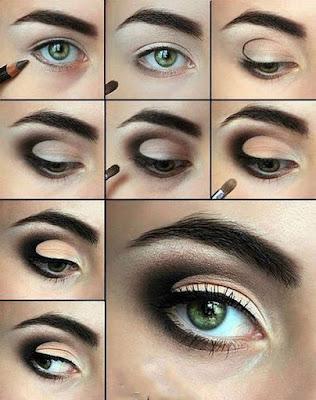 Cute Eye Makeup Ideas 2015