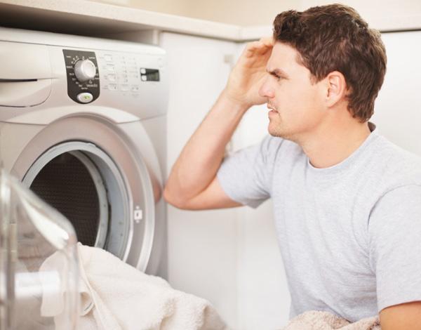 Nguyên nhân và cách sửa chữa khi máy giặt bị trào nước ra ngoài