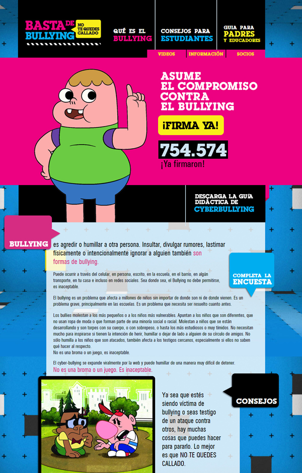 Bullying-Cartoon-Network
