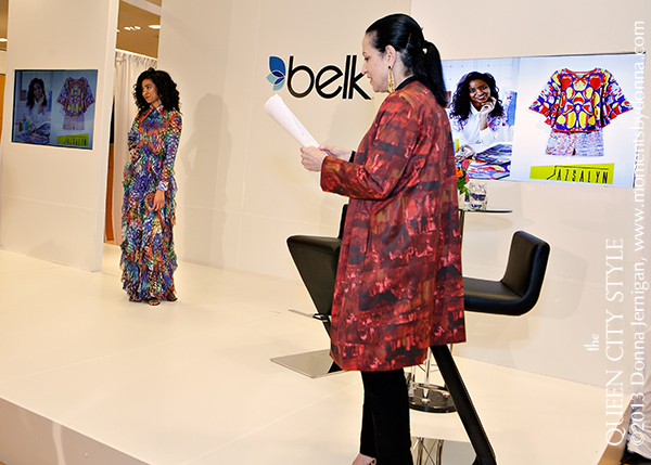 Belk 2012 Southern Designer Showcase Winners, Cynthia Rowley, the Queen City Style, Nain and Joe