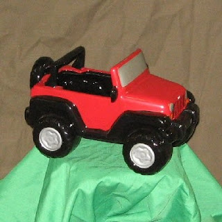 Order Wholesale Replica Ceramic Jeep® Wranglers