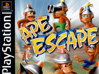 Game Ps1 - Ape Escape