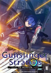 Gunslinger Stratos: The Animation Episodio 11
