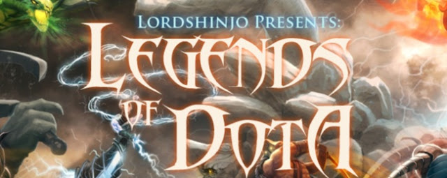 DotA 674c LoD V5e Map Download Legends Of DotA Dota