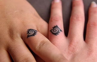 Tattoo Wedding Rings