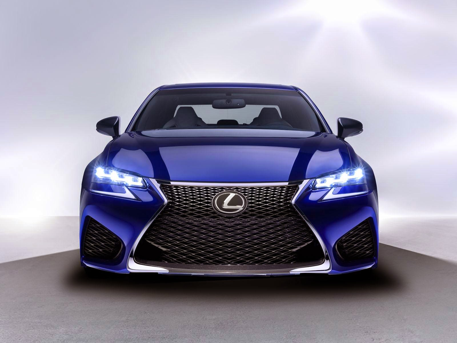 Lexus GS F صور سيارات: سيارة الرياضية لكزس جي اس اف 2016
