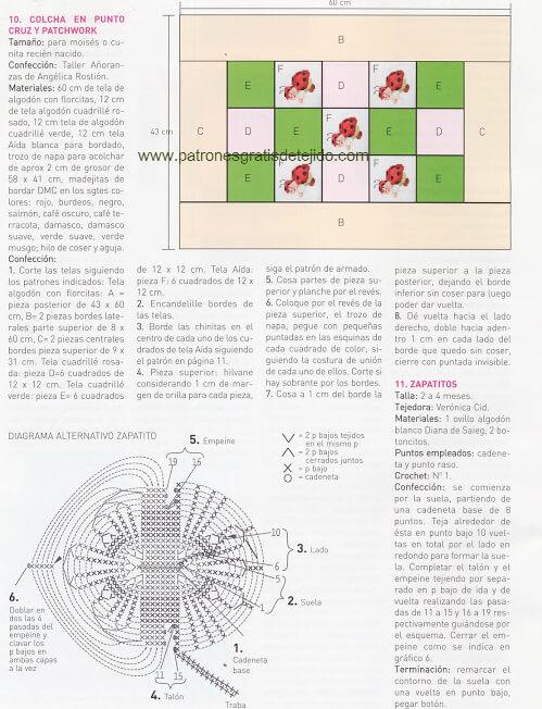 Revista Todo Moda nº 6 para Bebés y Niños ropa tejida con patrones