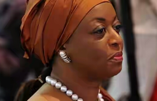 'Panicky Diezani Reaches Out To EFCC Boss Lamorde' Says A Report
