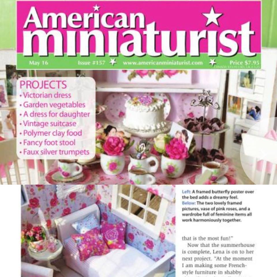 My house is published in AM!
