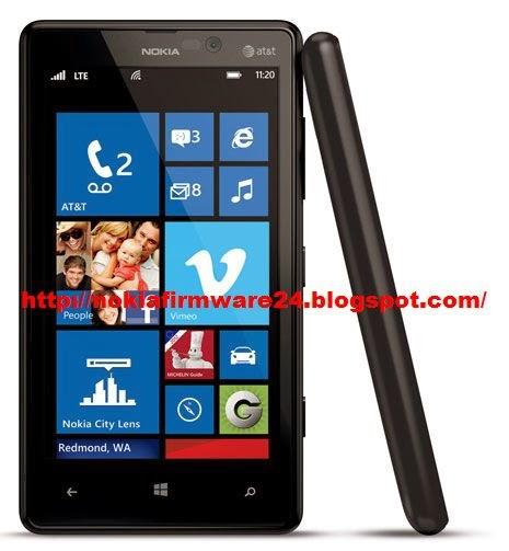 Nokia Lumia 820 (RM-825) Latest Firmware mcu+ppm+cnt Free DOWNLOAD