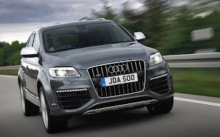 Audi Q7 SUV Car