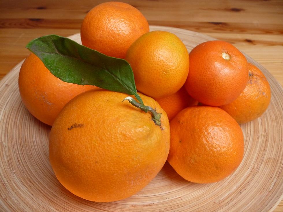 vegan roh orangen mandarinen. Black Bedroom Furniture Sets. Home Design Ideas