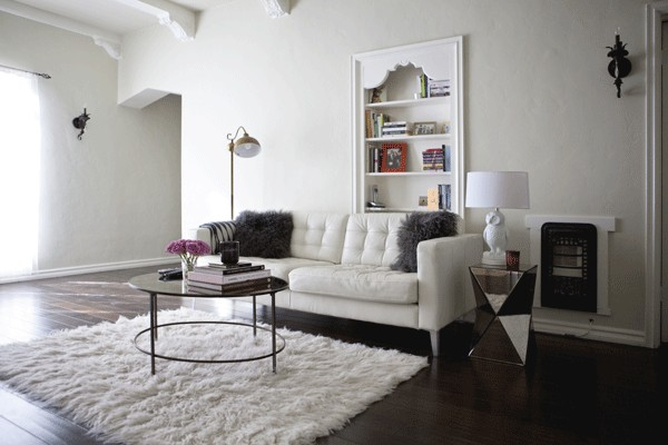 Ashley Madekwe apartment