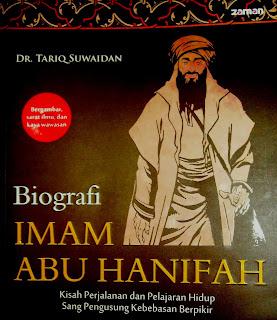 Jual Buku Online Surabaya | Biografi Imam Abu Hanifah