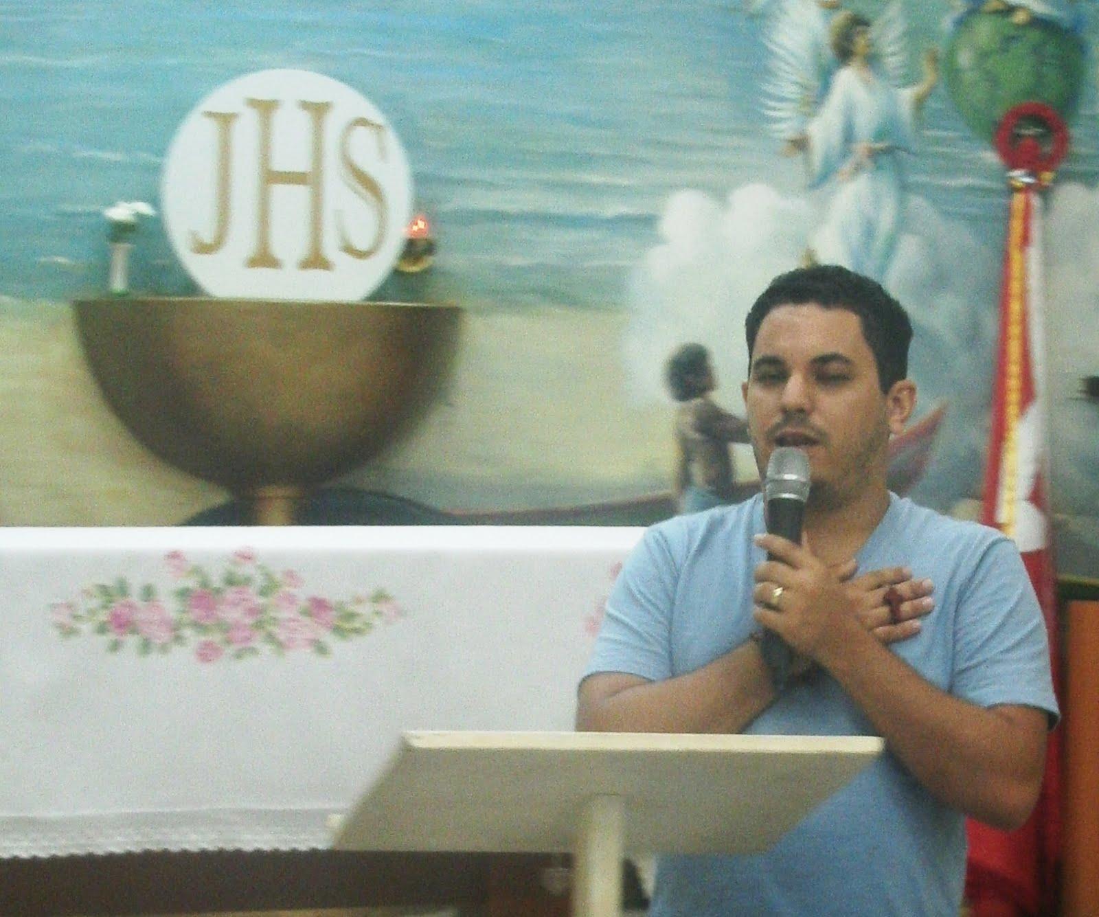 Minha missão é evangelizar!!!