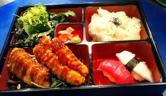Kibou's Bento box