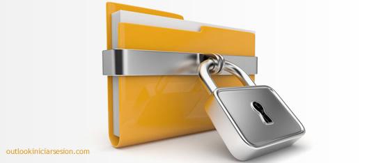 privacidad en outlook iniciar sesion