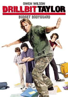 Poster Of Drillbit Taylor 2008 In Hindi Bluray 720P Free Download