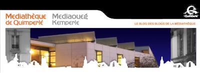 Médiathèque de Quimperlé