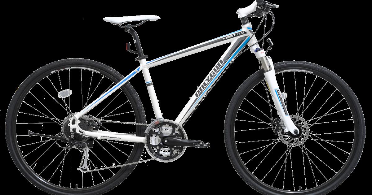 FIA BIKE: Sepeda Gunung Polygon HEIST 4.0 (Series 2013)