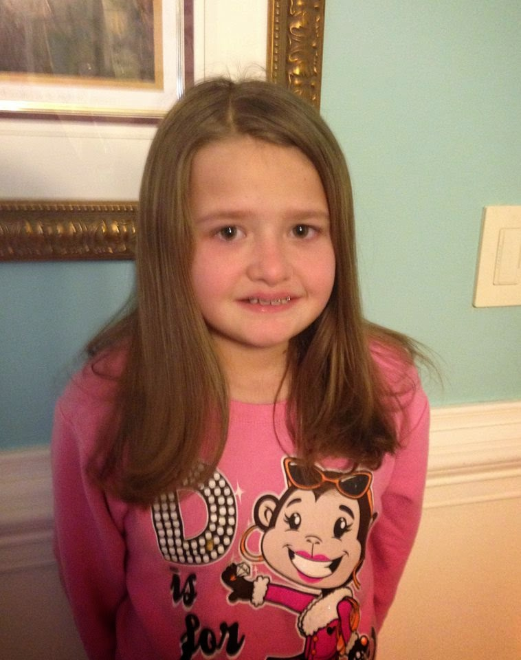 Michelle (9 years old)