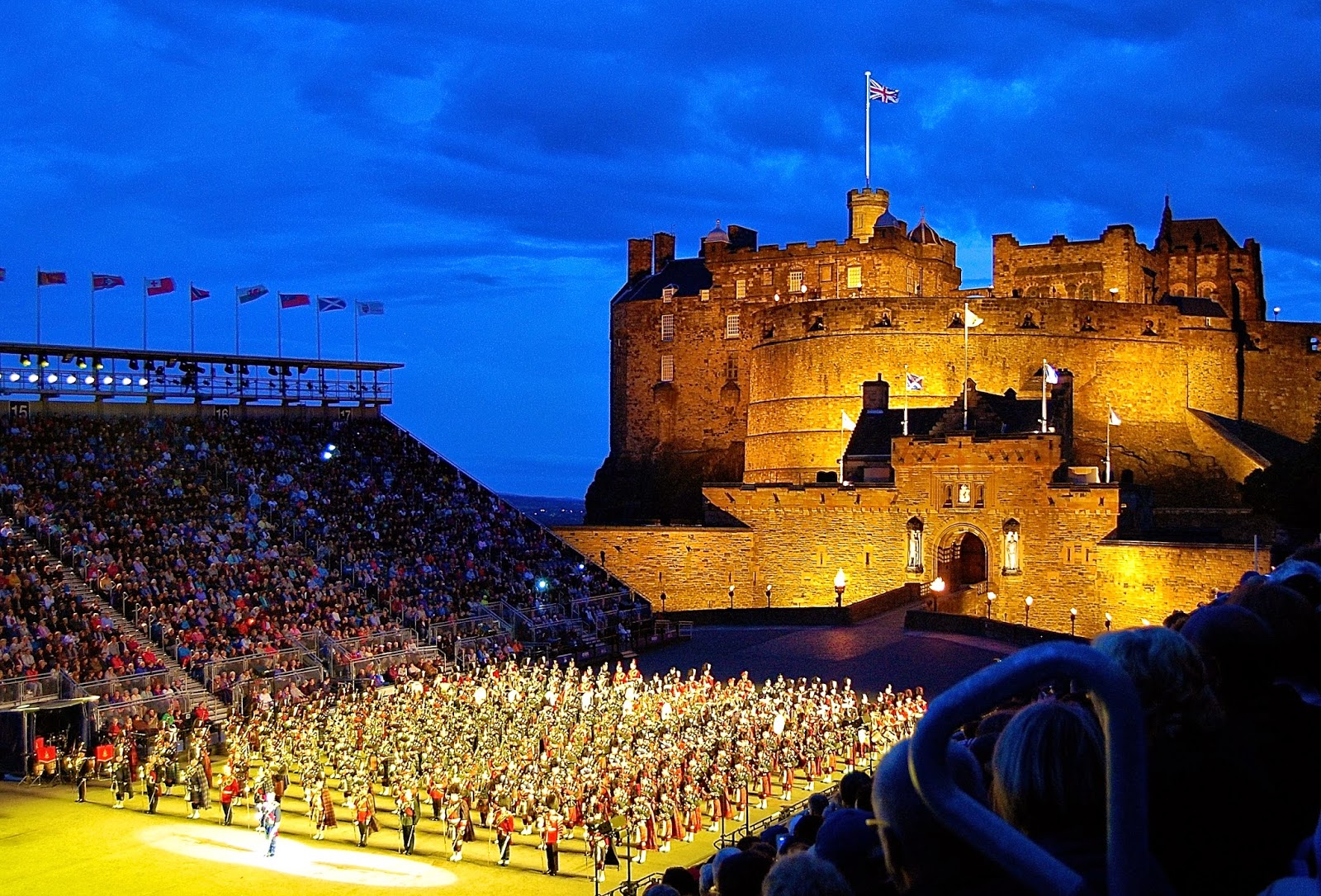 coloring without borders the royal edinburgh military tattoo