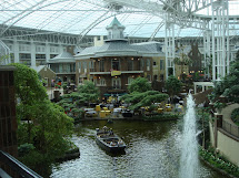 Gaylord Opryland Hotel Nashville Tennessee