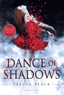 Dance of Shadows book cover