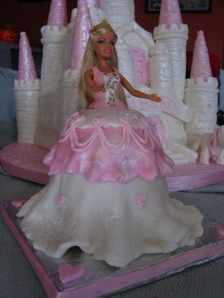 Barbie Castle Cake Images : Unique cakes Birthday Party Ideas
