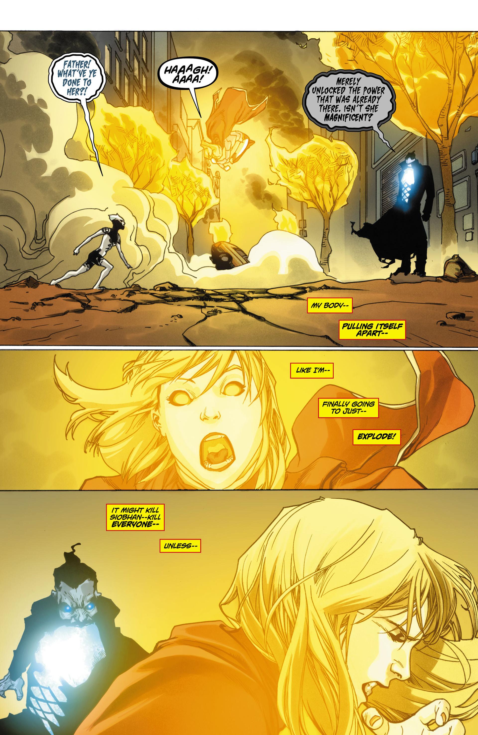 Supergirl (2011) Issue #9 #11 - English 19