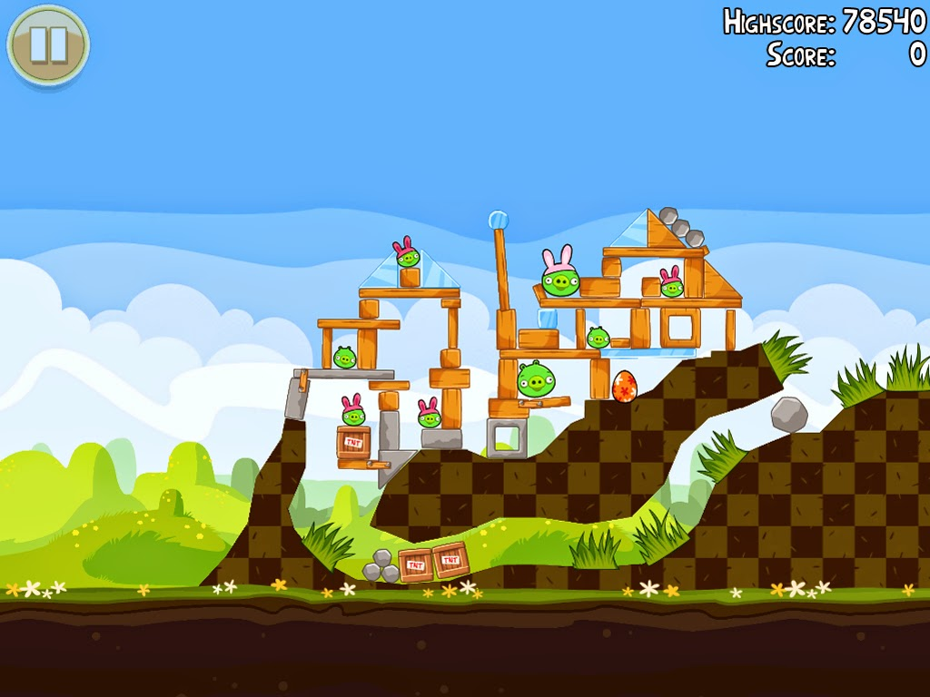 Angry Birds Free Download - Game Maza