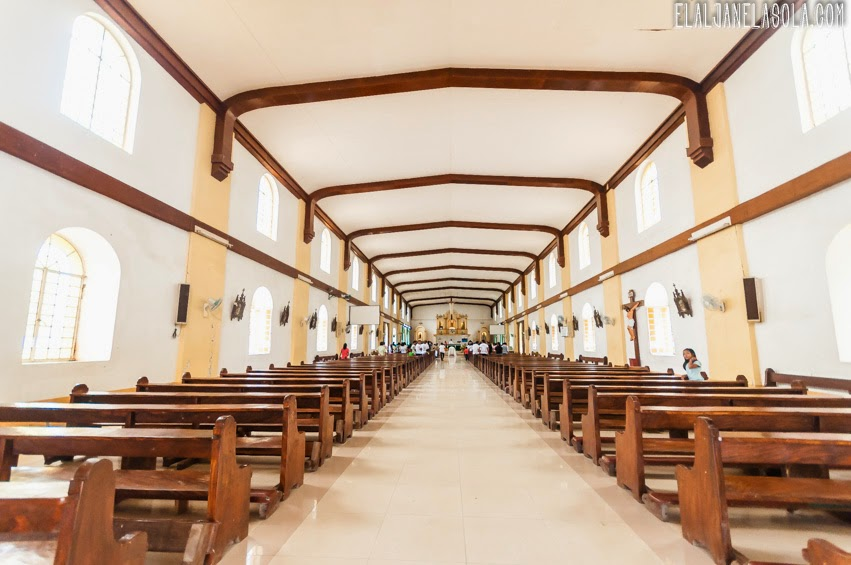 Hamtic | Gen. Leandro Fullon National Shrine and Hamtic's Church Antique