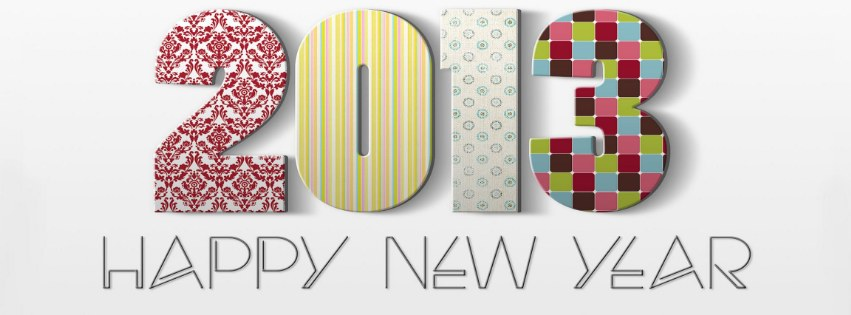colourful happy new year cover photos facebook