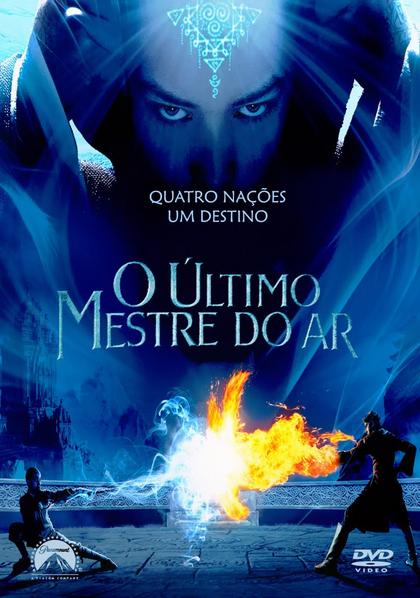 Filme O Último Mestre Do Ar Dublado AVI DVDRip