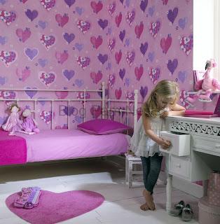 papel de parede quarto infantil 4