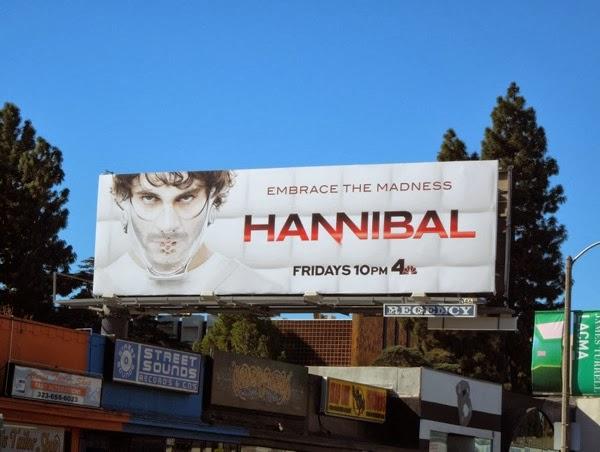 Hannibal season 2 billboard