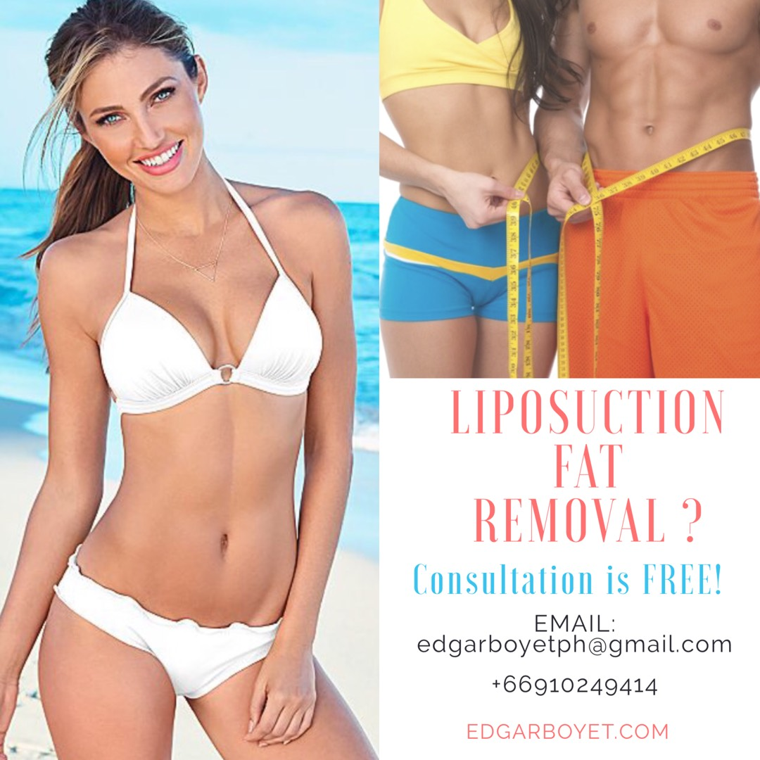 LIPOSUCTION FAT REMOVAL in Bangkok?