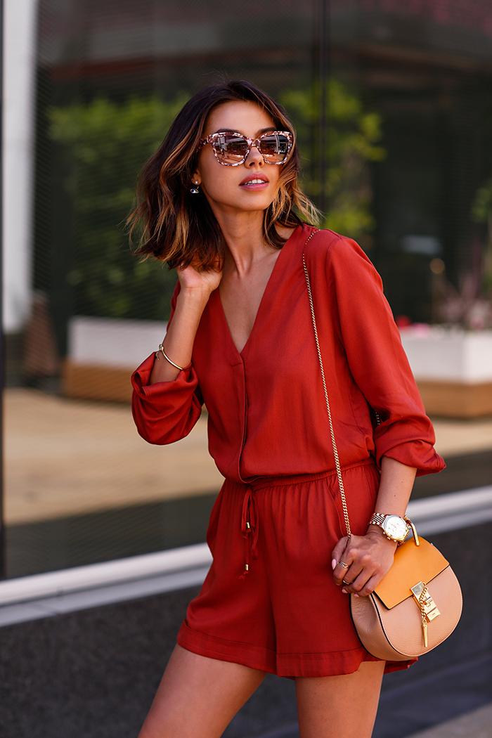 H&M jumpsuit
