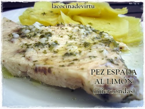 Recetas econ micas de pescados comer especial for Cocinar pez espada