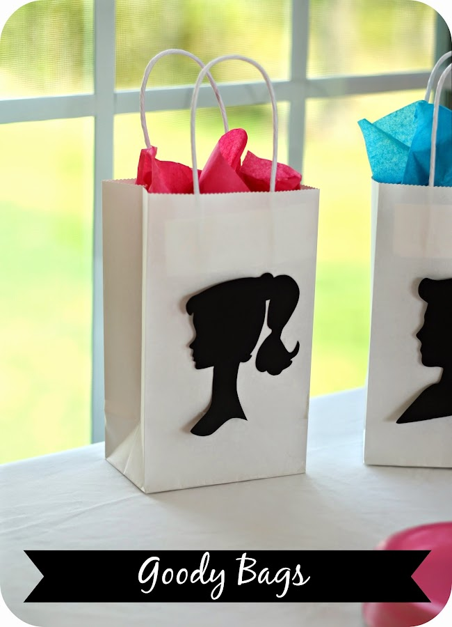 Barbie Party Goody Bags