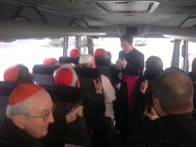 Duas características bem visíveis de Papa Francisco