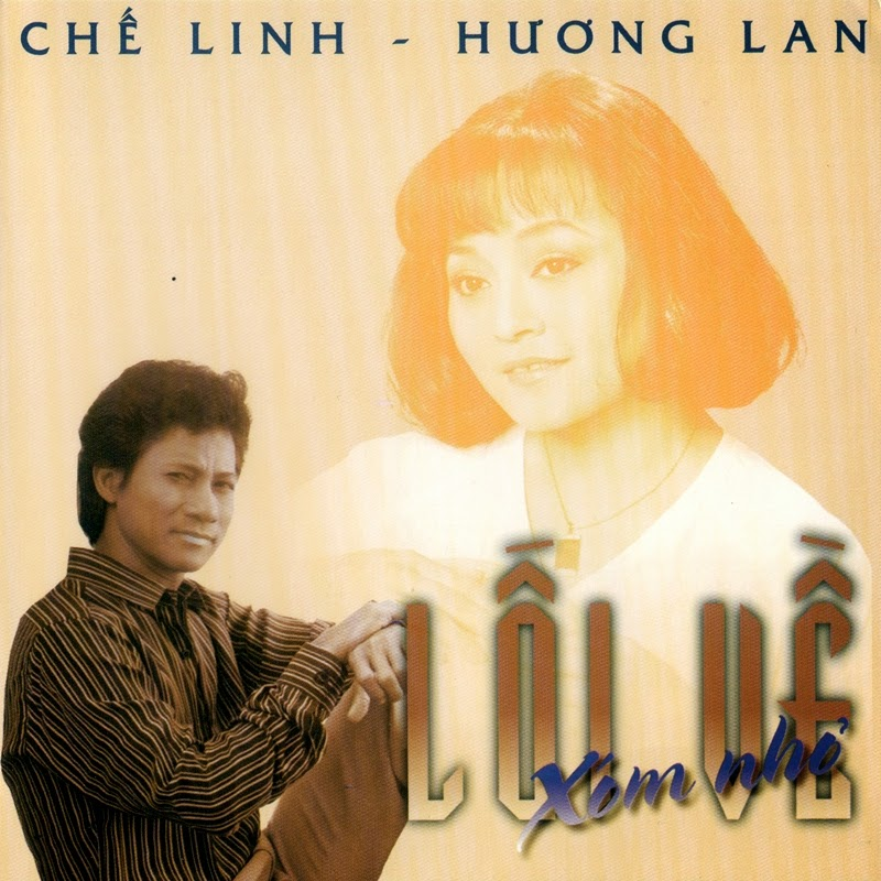 Thúy Anh CD119 - Chế Linh, Hương Lan - Lối Về Xóm NHỏ (NRG)