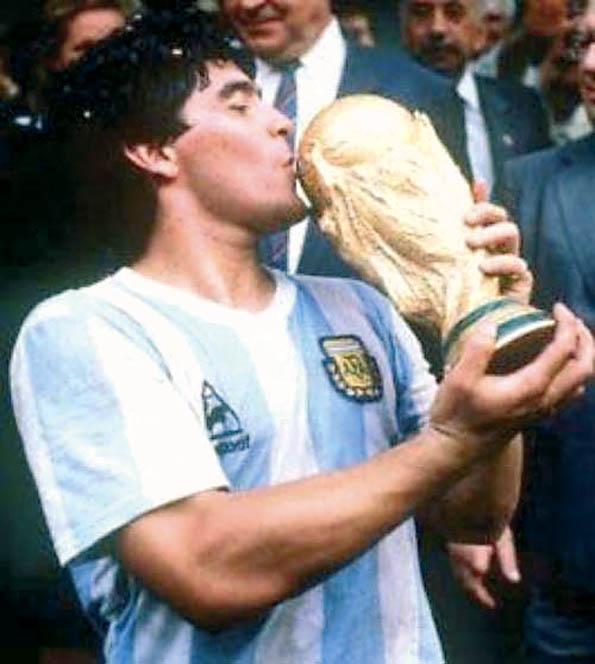 Recuerdos de Argentina en  Mexico 86