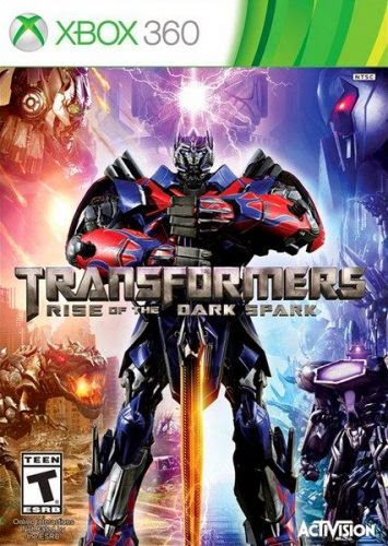 Transformers: Rise of the Dark Spark - Xbox360