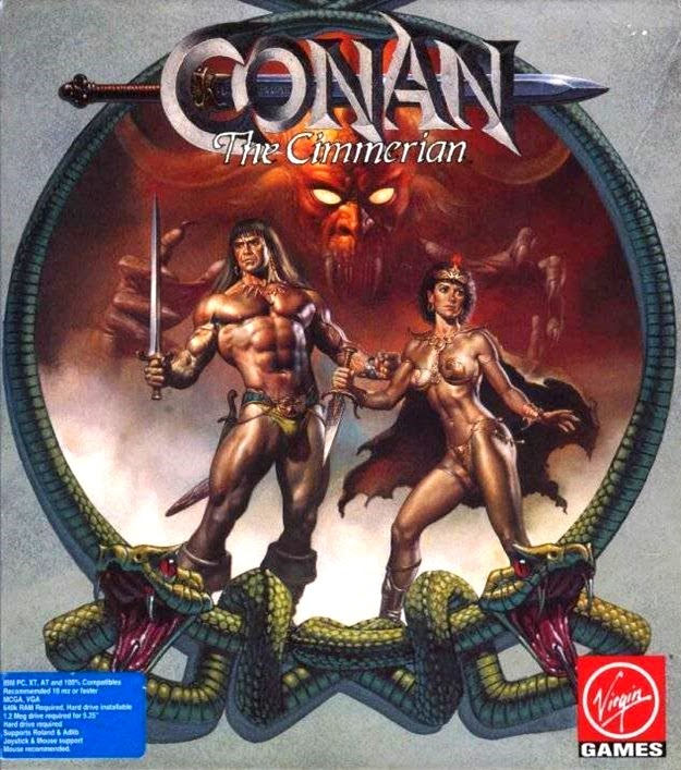 conan pc game cover art
