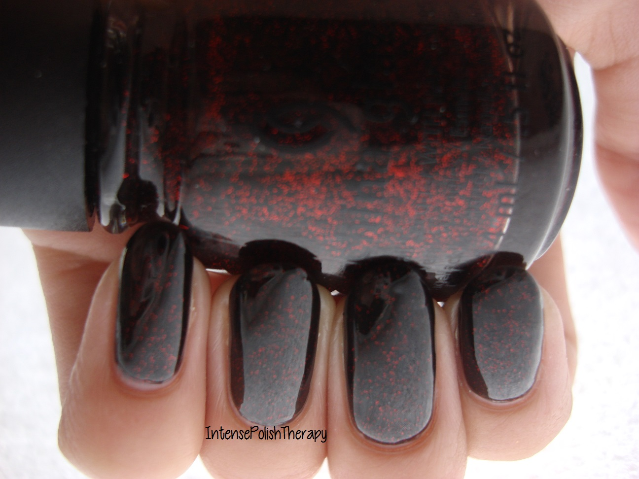 China Glaze - Lubu Heels