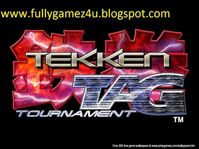 Download Free Tekken Tag Tournament Game