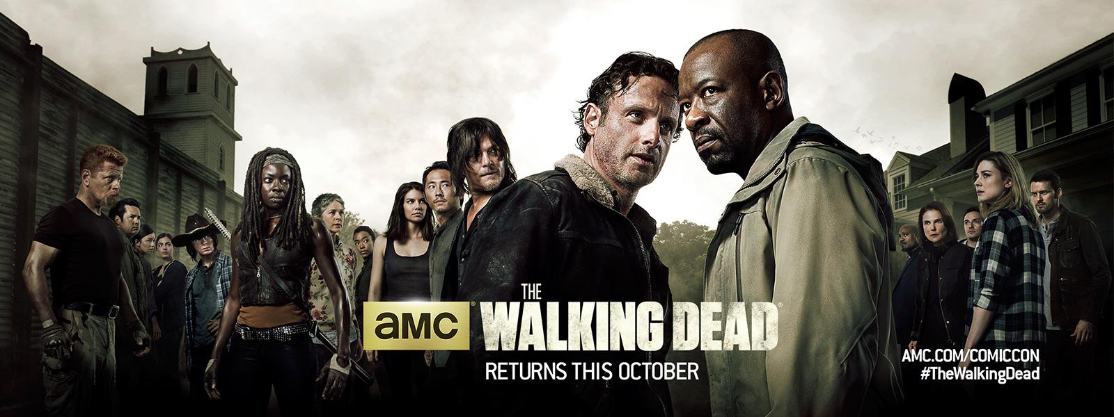 Xác Sống Phần 6 - The Walking Dead Season 6 - 2015