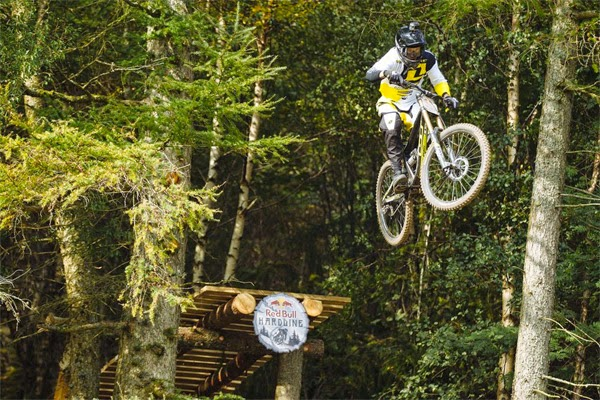 2014 Red Bull Hardline Dan Atherton